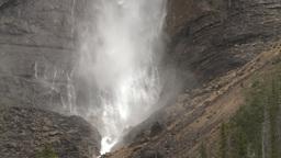 Takakkaw falls Footage