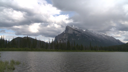 HD2008-6-6-58 Banff mt rundle Footage