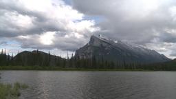 HD2008-6-6-58 Banff mt rundle Footage