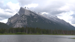 HD2008-6-6-60 Banff mt rundle Footage
