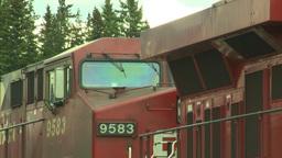 HD2008-6-6-68 deisel loco Footage