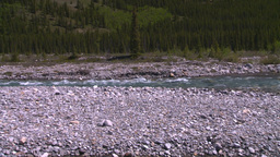 HD2008-6-9-5 mountain stream Stock Video Footage