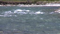 HD2008-6-9-15 mountain stream Stock Video Footage