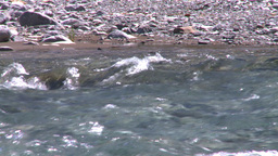 HD2008-6-9-17 mountain stream Stock Video Footage