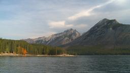HD2008-10-1-5 lake boat ride Stock Video Footage