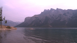 HD2008-10-1-72 mtn lake Stock Video Footage