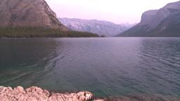 HD2008-10-1-74 mtn lake Stock Video Footage