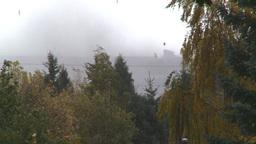 HD2008-10-1b-11 dust rain storm Stock Video Footage
