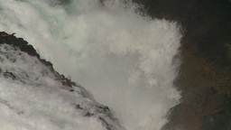 HD2008-10-2-8 Bow falls Stock Video Footage