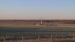 HD2008-10-3-11 oil rig mtns Z Footage