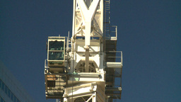 HD2008-10-3-19 const cranes Z Stock Video Footage