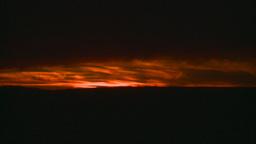 HD2008-10-11-33 dusty sunset Stock Video Footage