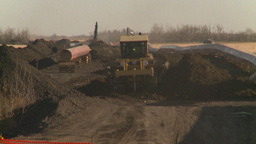 HD2008-10-17-10 pipeline const Stock Video Footage