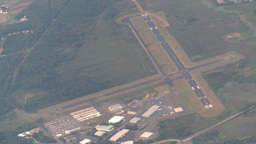 HD2008-9-1-21 aerial new jersey airport Footage