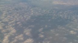 HD2008-9-1-25 aerial cloud sky Stock Video Footage