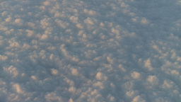 HD2008-9-1-27 aerial cloud sky Stock Video Footage