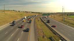 HD2008-9-2-12 Deerfoot traffic Footage