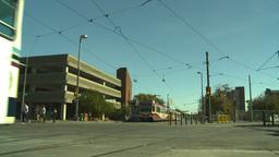 HD2008-9-3-11 LRT trains Footage