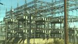 HD2008-9-3-17 Electric Substation stock footage