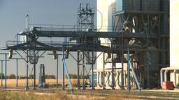 HD2008-9-3-65 modern gran elevator Footage