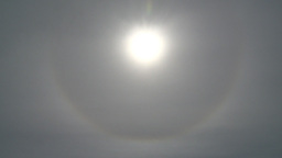 HD2009-4-1-1 Sundog Stock Video Footage