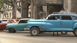 HD2009-4-3-5 Havana traffic Footage