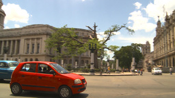 HD2009-4-3-9 Havana traffic Footage