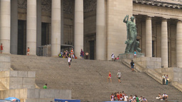 HD2009-4-3-19 Havana capitol Stock Video Footage