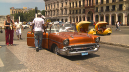 HD2009-4-3-25 Havana traffic Footage