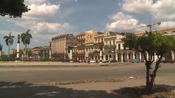 HD2009-4-3-45 Havana traffic Stock Video Footage