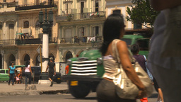 HD2009-4-3-47 Havana traffic Footage