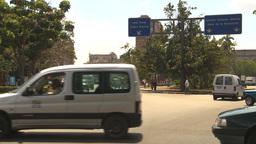 HD2009-4-3-51 Havana traffic Stock Video Footage
