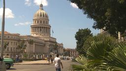 HD2009-4-3-57 Havana capitol Footage