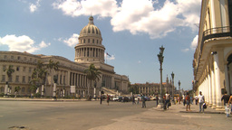 HD2009-4-3-59 Havana capitol Stock Video Footage