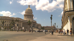 HD2009-4-3-59 Havana capitol Footage
