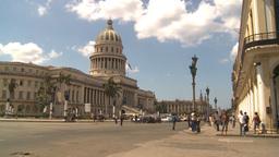 HD2009-4-3-59 Havana capitol Stock Video Footage