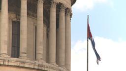 HD2009-4-3-61 Havana capitol Stock Video Footage