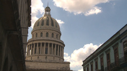 HD2009-4-3-63 Havana capitol Stock Video Footage