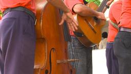 HD2009-4-4-4 Cuba music band Stock Video Footage