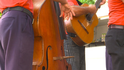 HD2009-4-4-4 Cuba music band Footage