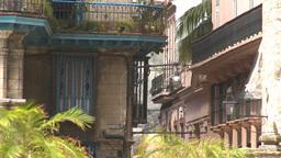 HD2009-4-4-12 Havana apts Stock Video Footage