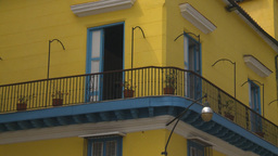 HD2009-4-4-14 Havana apts Stock Video Footage