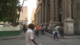 HD2009-4-4-44 Havana street Stock Video Footage