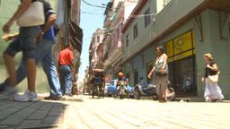 HD2009-4-4-66 Havana street Stock Video Footage