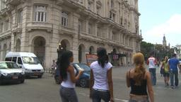 HD2009-4-4-68 Havana street Footage