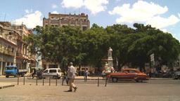 HD2009-4-4-79 Havana street Stock Video Footage