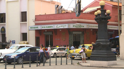 HD2009-4-4-84 Havana floridita bar Stock Video Footage