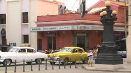 HD2009-4-4-84 Havana floridita bar Stock Video Footage