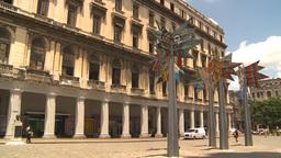 HD2009-4-4-90 Havana mall Stock Video Footage