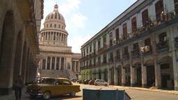 HD2009-4-5-2 Havana capitol Stock Video Footage